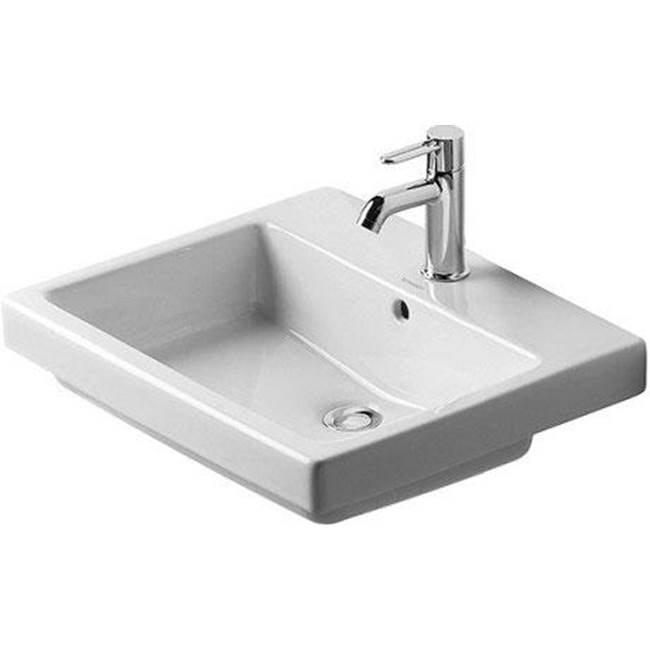 Duravit Drop In Bathroom Sinks item 03155500301