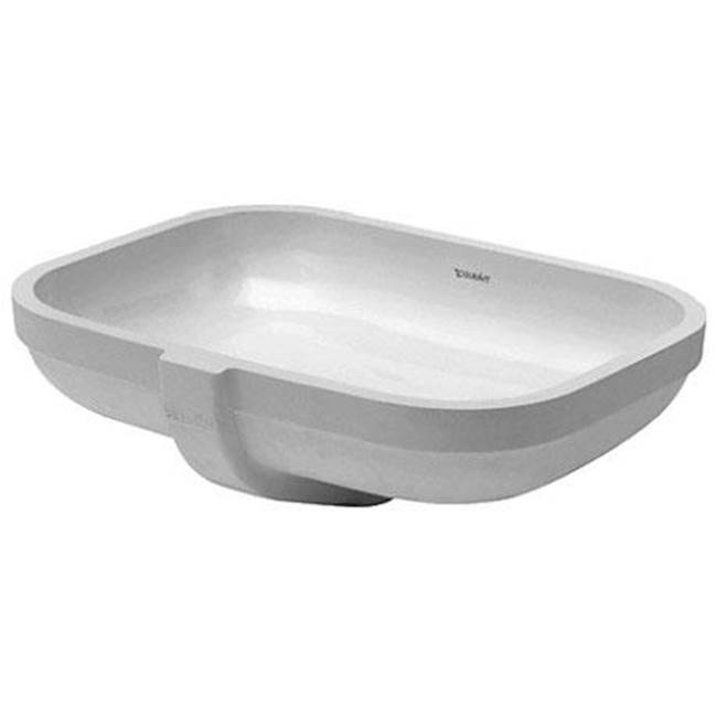 Duravit Undermount Bathroom Sinks item 04574800001
