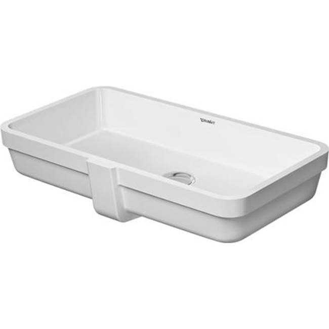 Duravit Undermount Bathroom Sinks item 0384600000