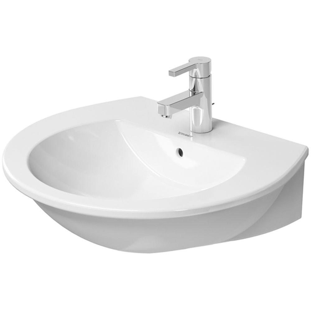 brand duravit washbasin
