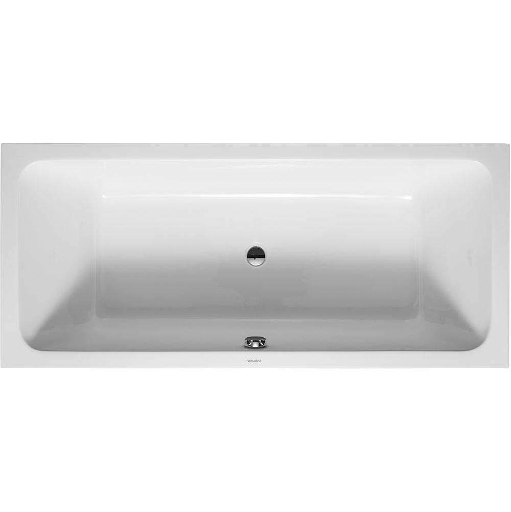 Duravit Three Wall Alcove Soaking Tubs item 700101000000090