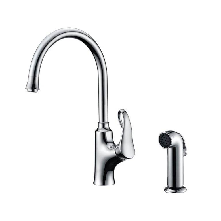 Dawn Single Hole Kitchen Faucets item AB06 3296C