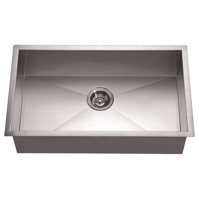 Dawn Undermount Kitchen Sinks item DSQ3116