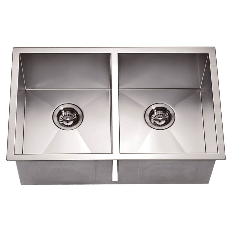 Dawn Undermount Kitchen Sinks item DSQ271616
