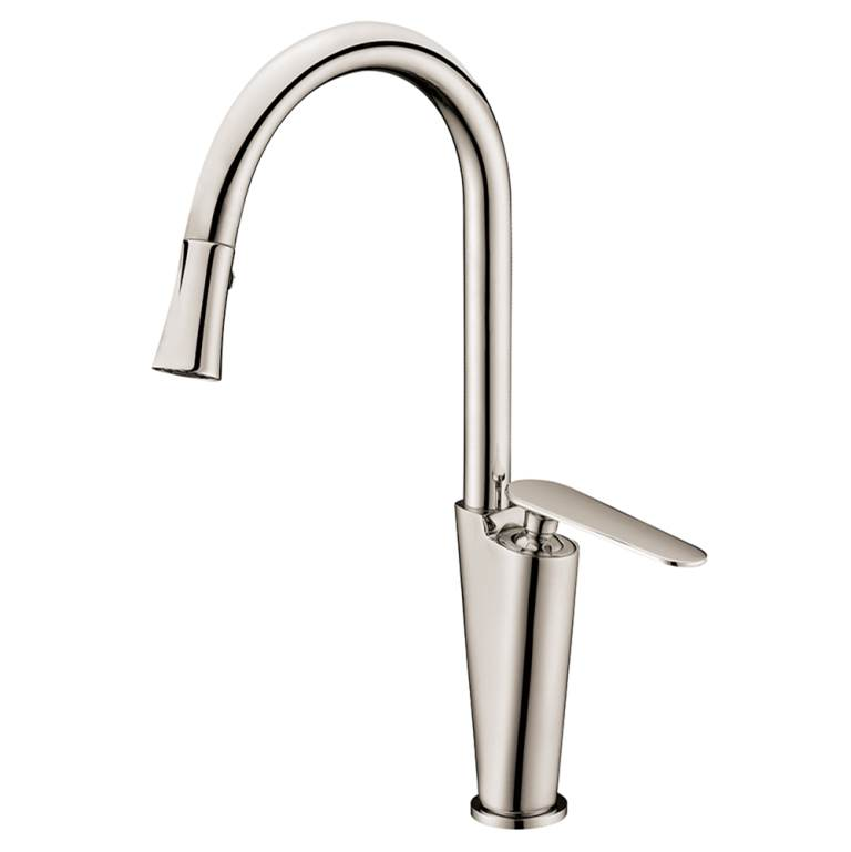 Dawn Single Hole Kitchen Faucets item AB27 3602BN