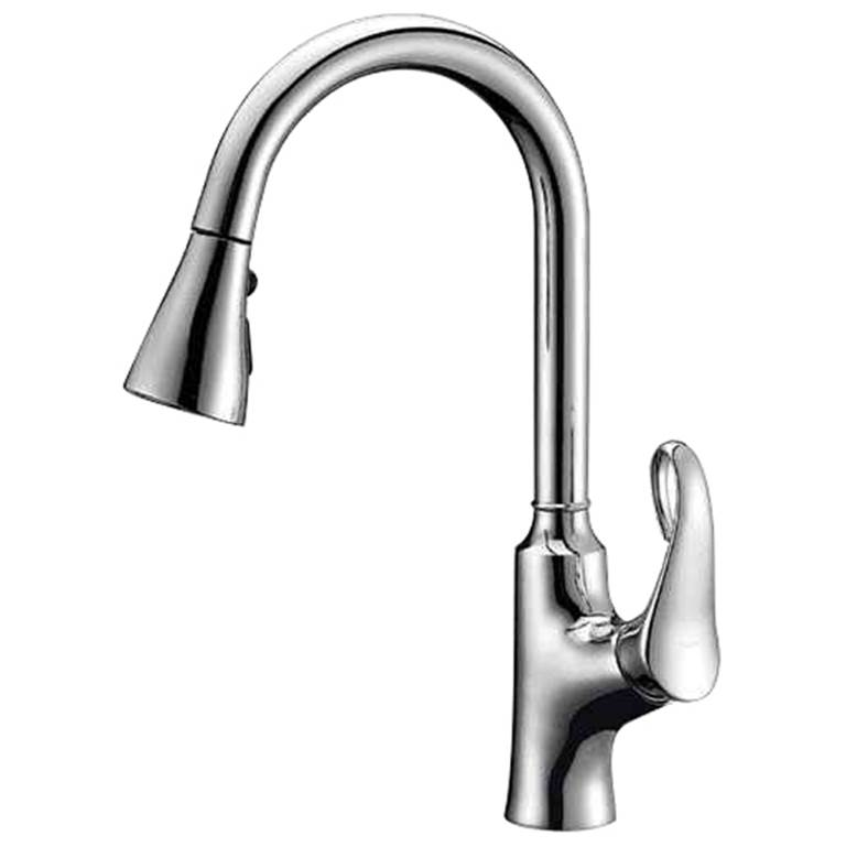 Dawn Single Hole Kitchen Faucets item AB06 3292C