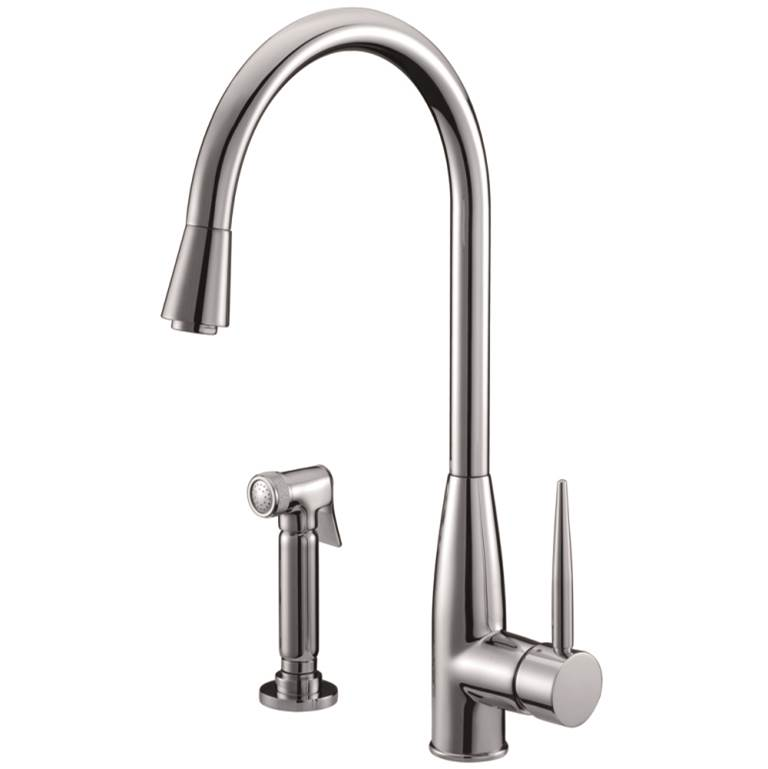 Dawn Deck Mount Kitchen Faucets item AB50 3178C