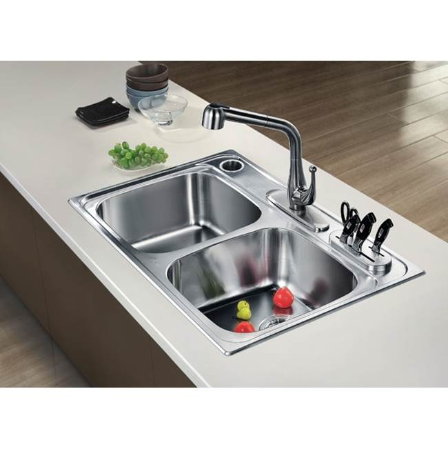 Dawn Drop In Kitchen Sinks item AST3322