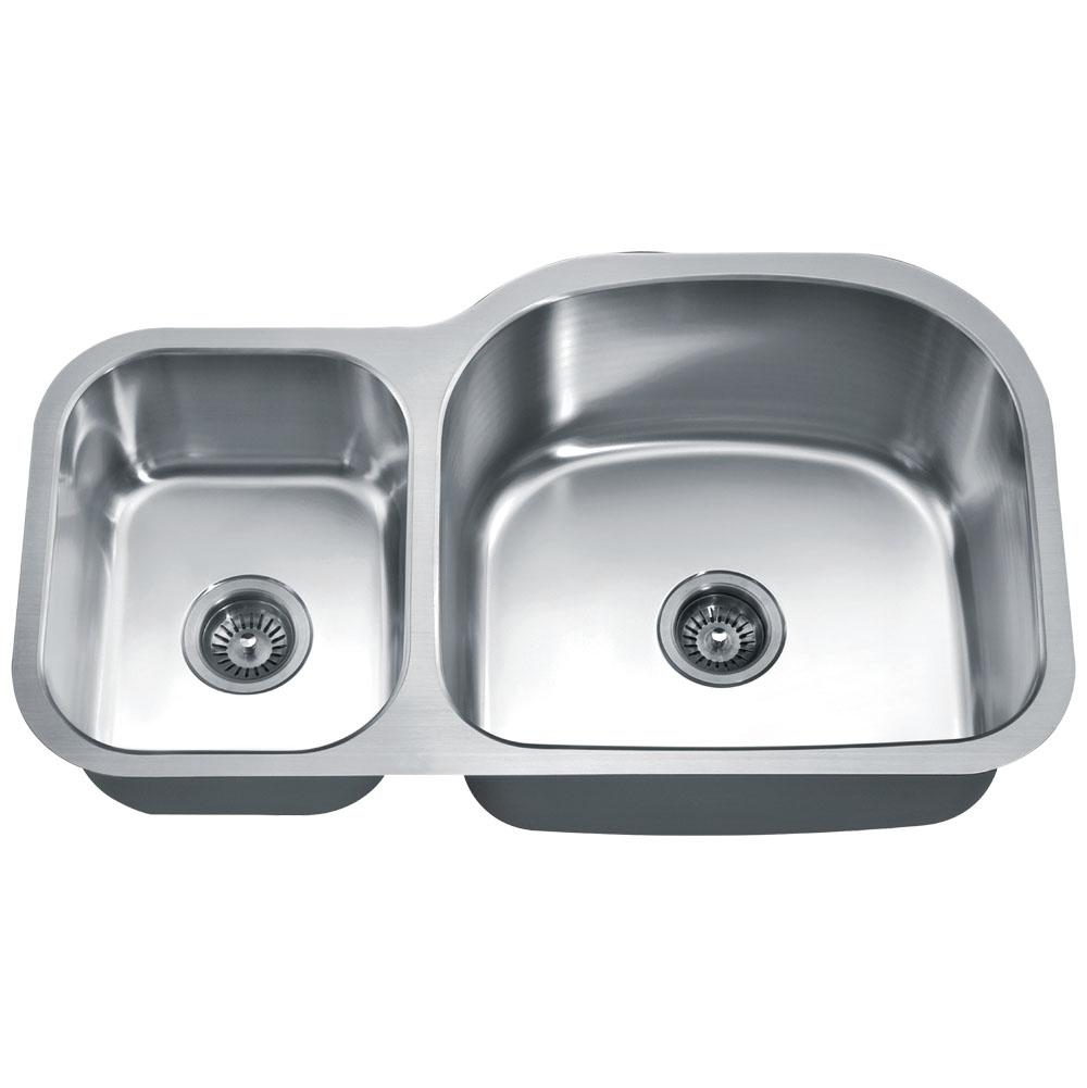 Dawn Undermount Kitchen Sinks item ASU107L