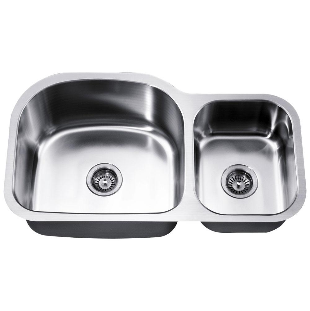 Dawn Undermount Kitchen Sinks item ASU107R