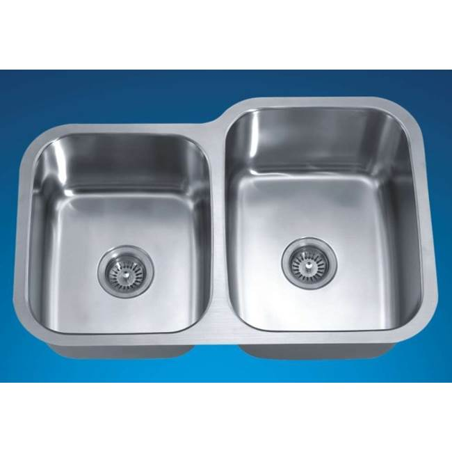 Dawn Undermount Kitchen Sinks item ASU108R