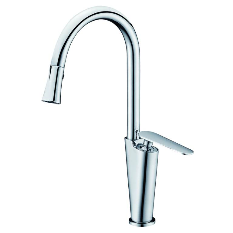 Dawn Single Hole Kitchen Faucets item AB27 3602C