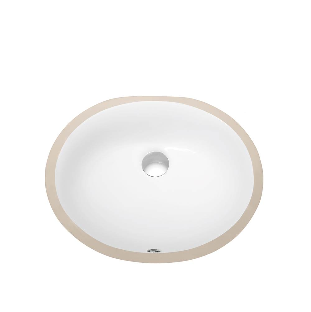 Dawn Undermount Bathroom Sinks item CUSN007A00