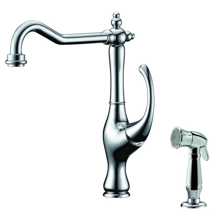 Dawn Single Hole Kitchen Faucets item AB08 3155C