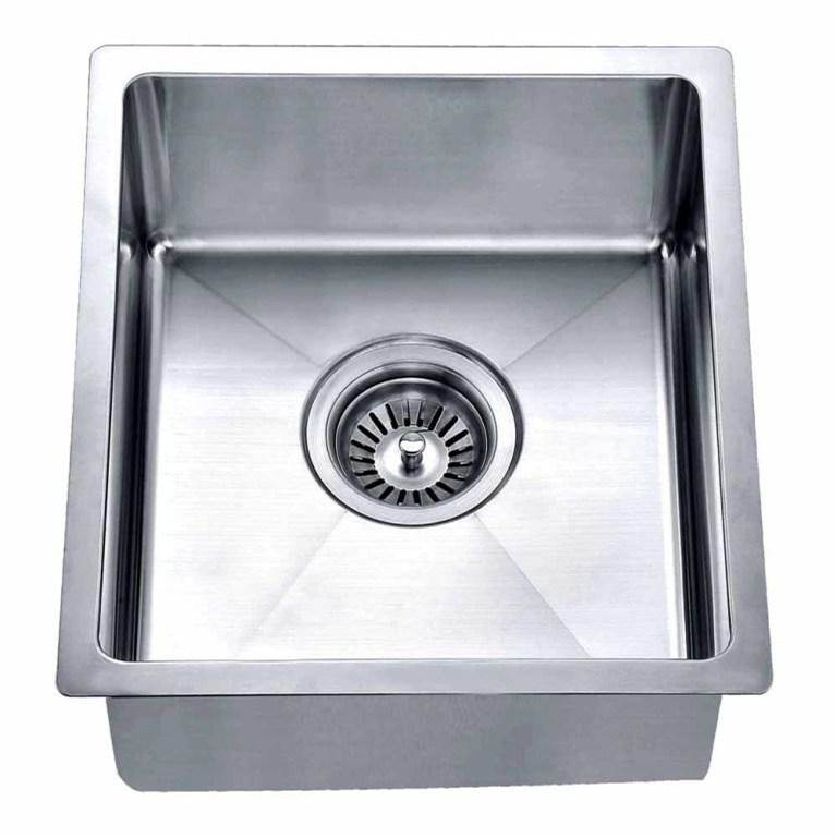 Dawn Self Trimming Kitchen Sinks item BS121307-N