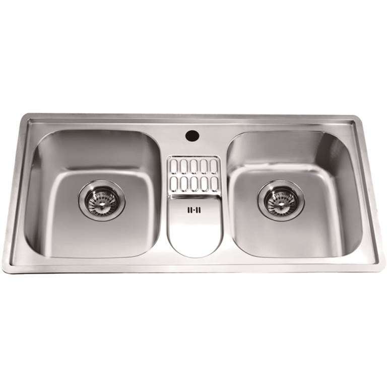 Dawn Drop In Kitchen Sinks item CH365