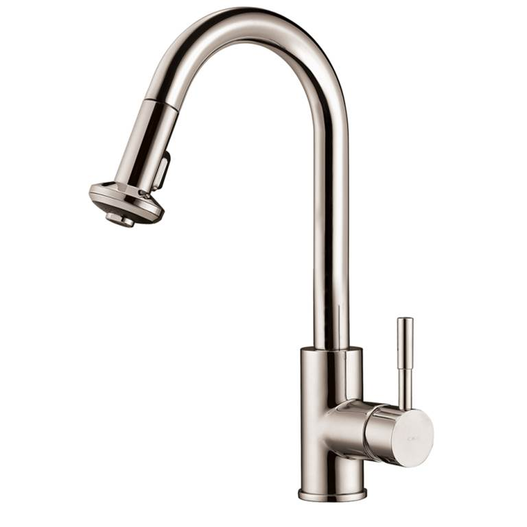 Dawn Single Hole Kitchen Faucets item AB50 3316BN