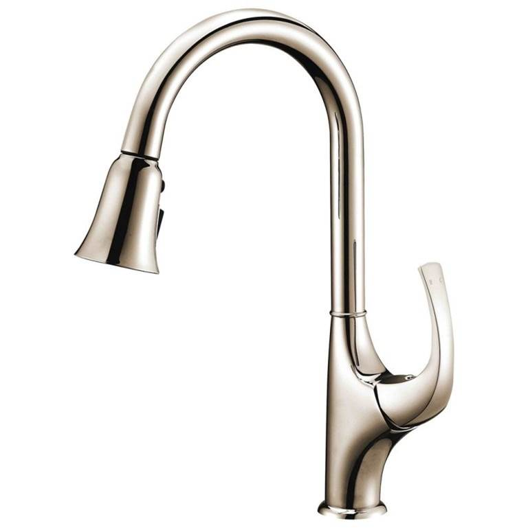 Dawn Single Hole Kitchen Faucets item AB04 3277BN