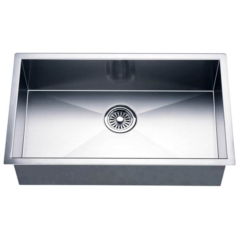 Dawn Undermount Kitchen Sinks item DSQ241609