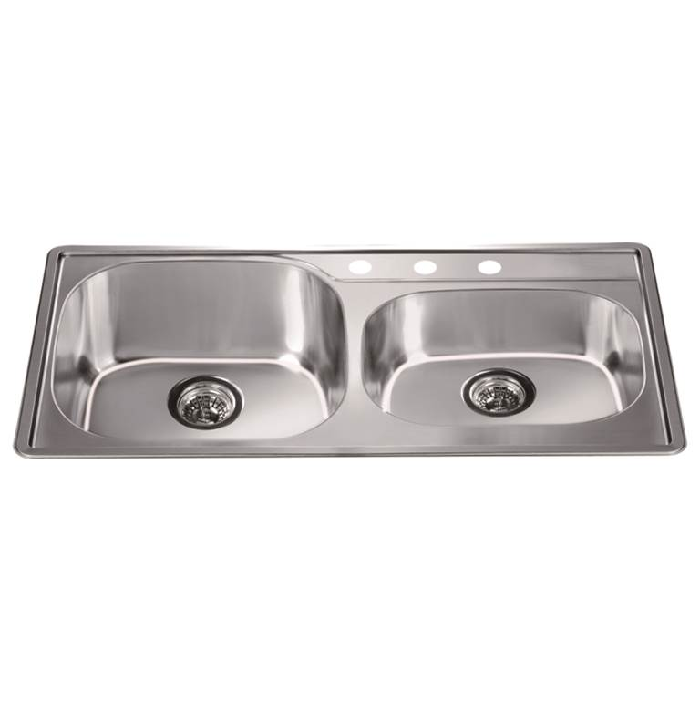 Dawn Drop In Kitchen Sinks item CH355
