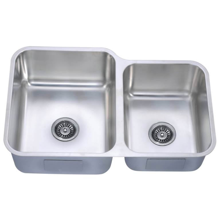 Dawn Undermount Kitchen Sinks item DSU301916R