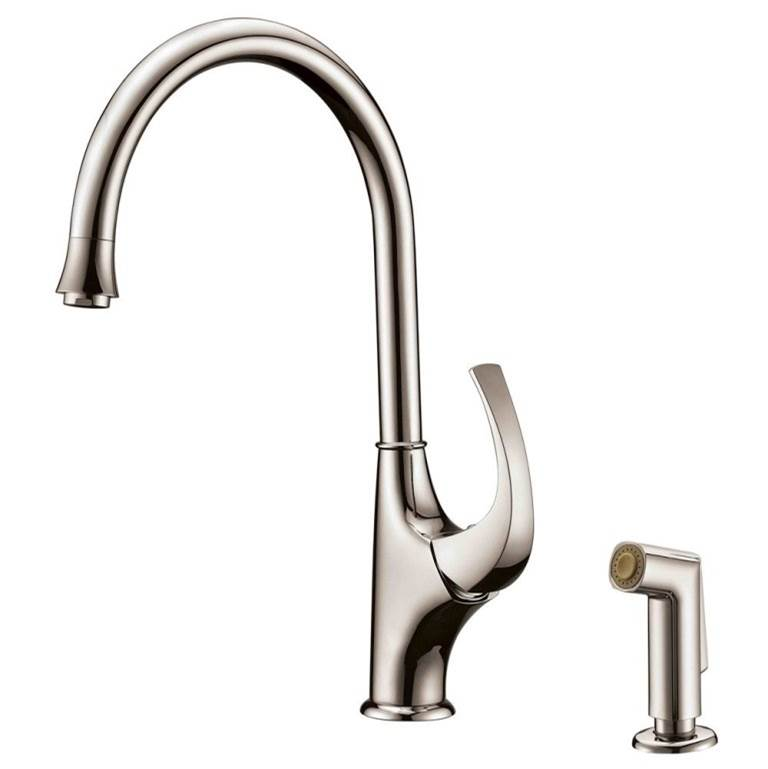 Dawn Deck Mount Kitchen Faucets item AB04 3276BN