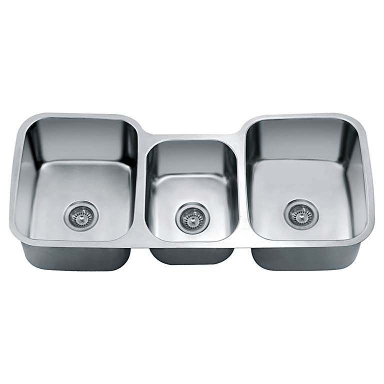 Dawn Undermount Kitchen Sinks item TDS4520