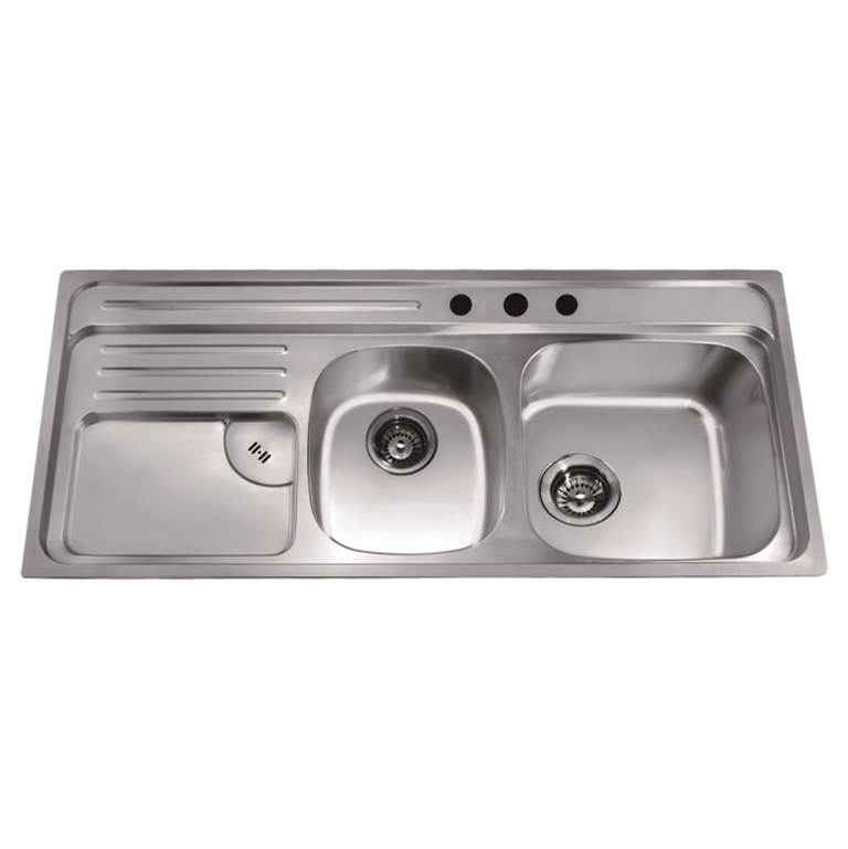 Dawn Drop In Kitchen Sinks item CH366