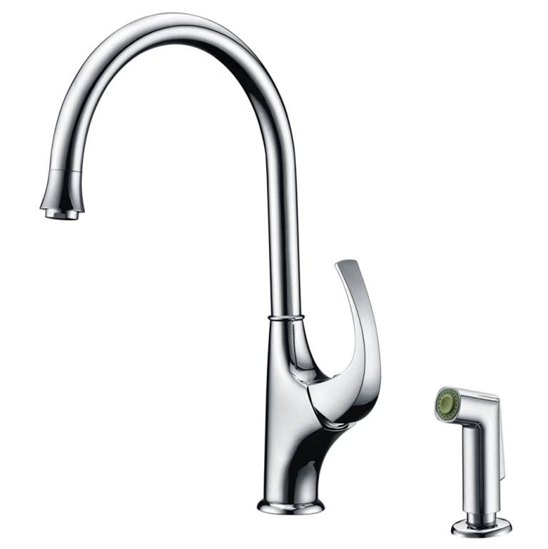 Dawn Single Hole Kitchen Faucets item AB04 3276C