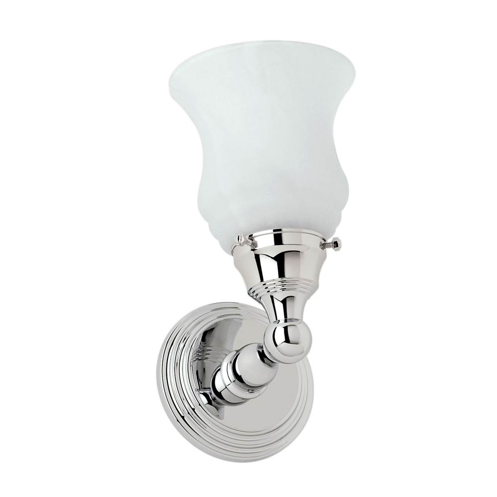 Ginger One Light Vanity Bathroom Lights item 1182-1SO/ORB