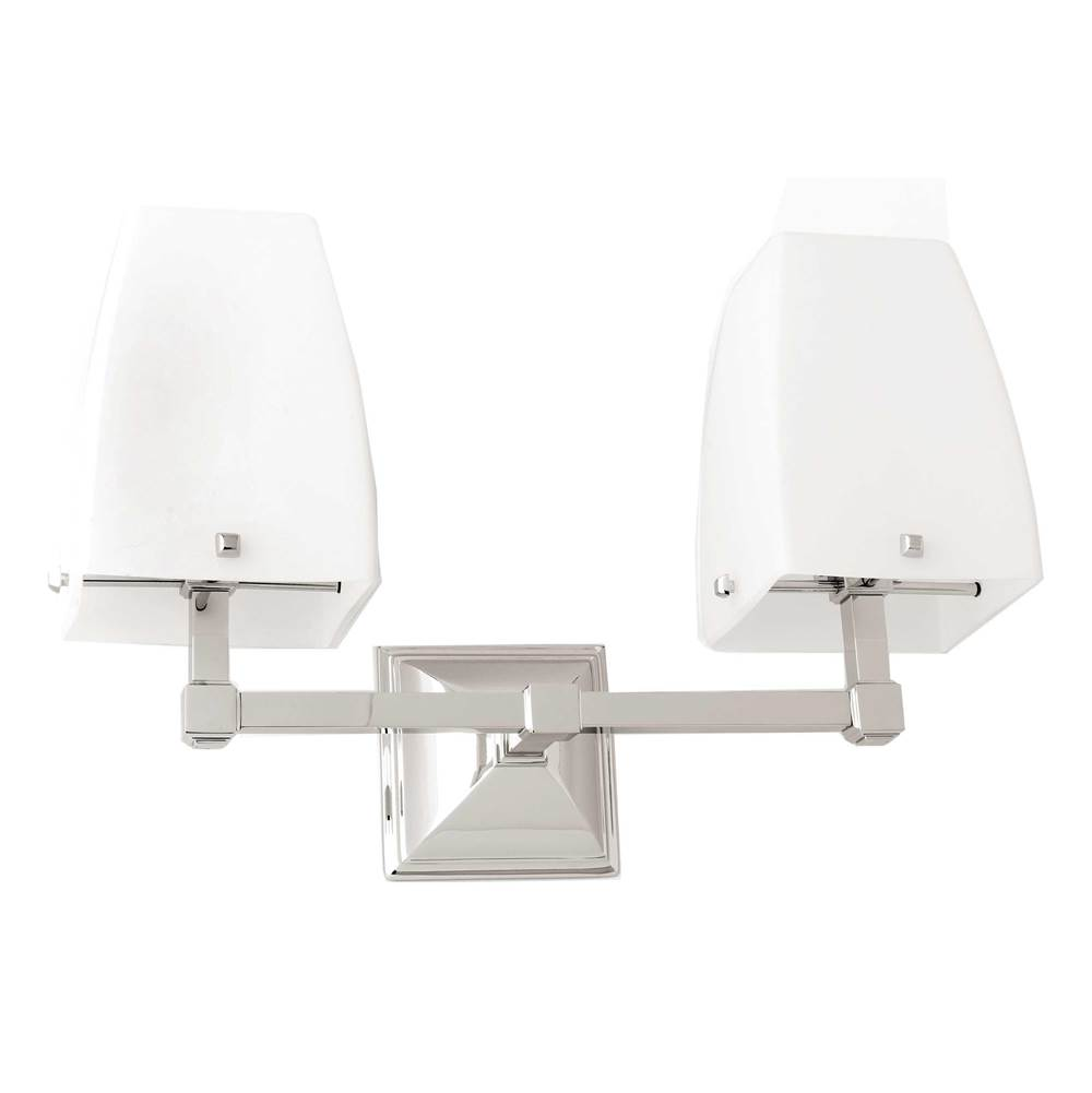 Ginger Two Light Vanity Bathroom Lights item 1882U/SN