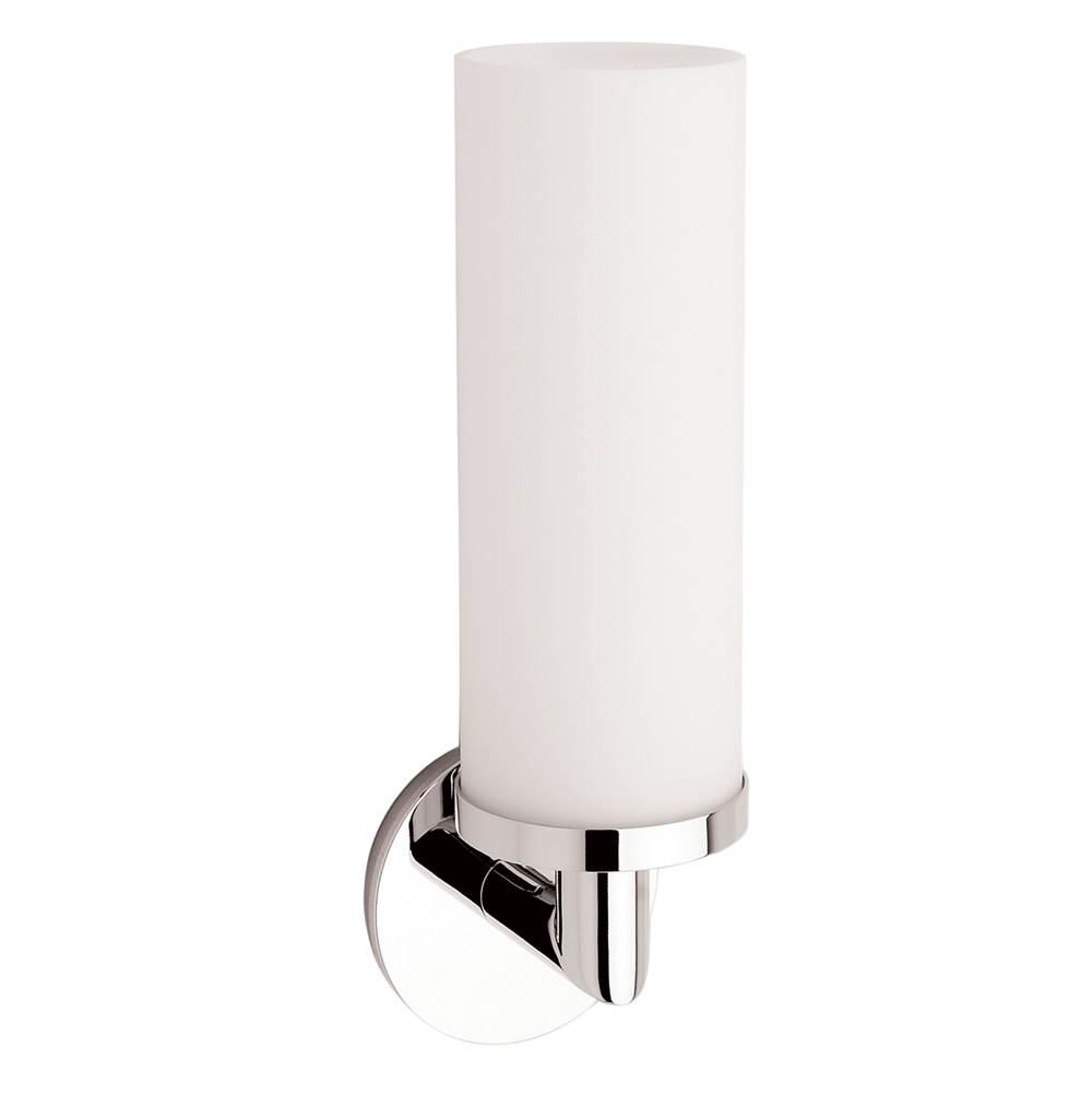 Ginger One Light Vanity Bathroom Lights item 4681/PN