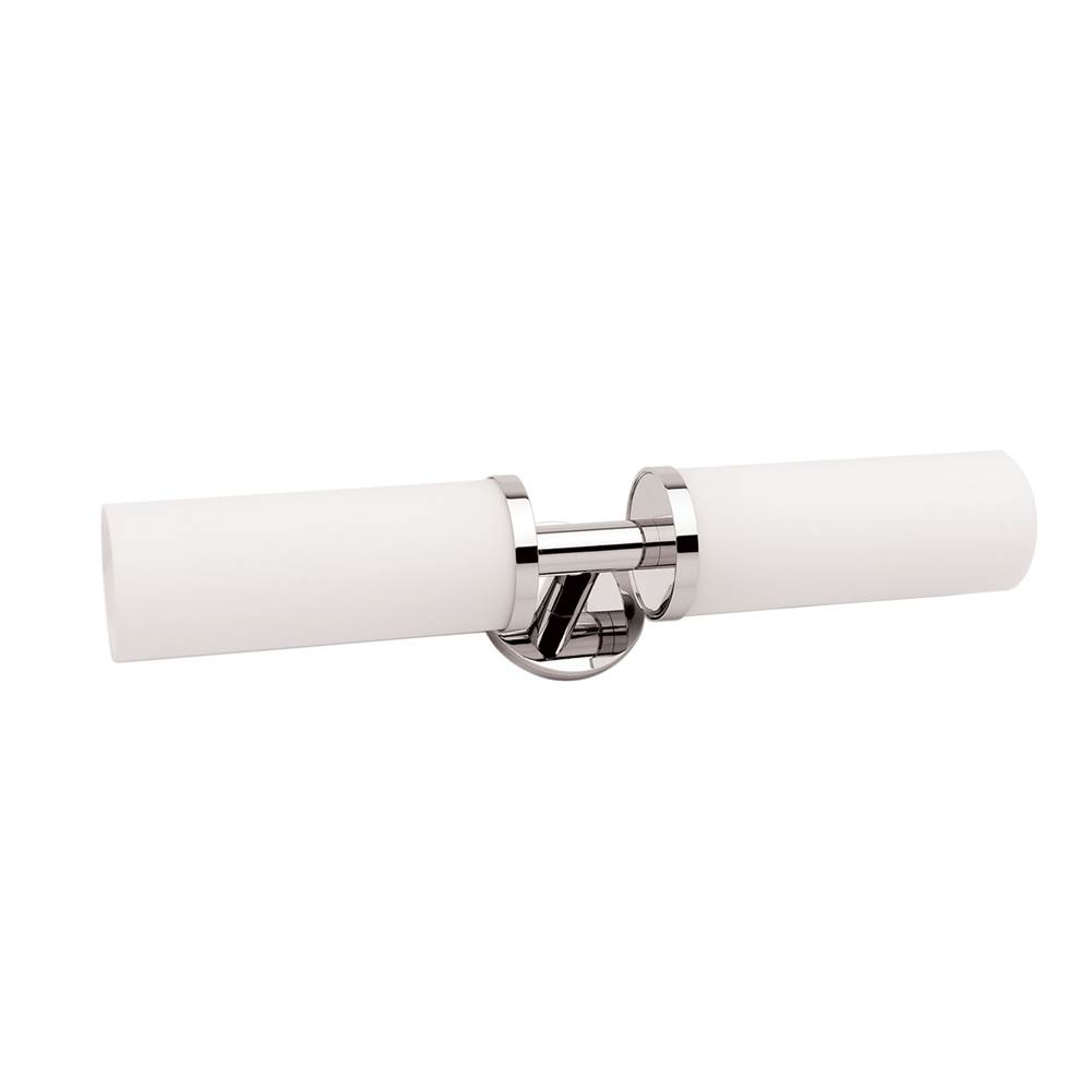 Ginger Two Light Vanity Bathroom Lights item 4682/PN