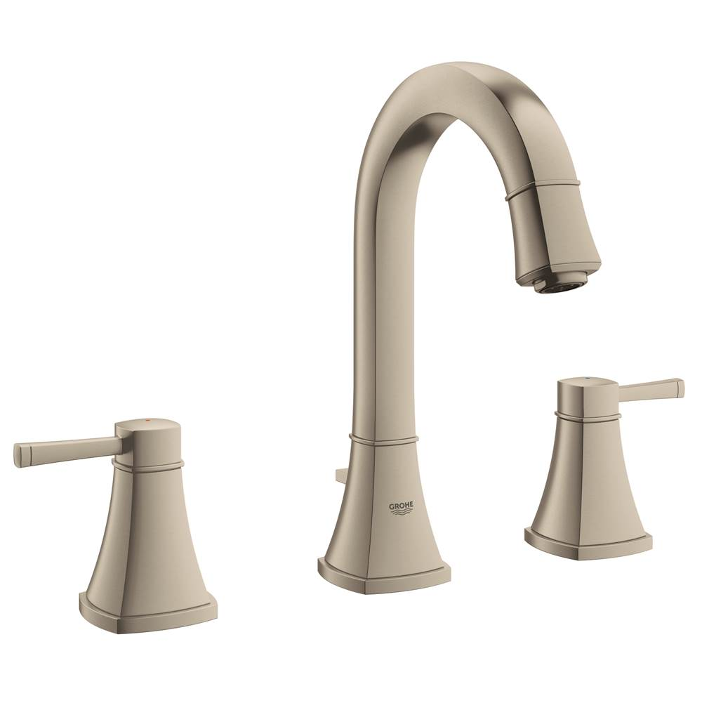 Grohe Widespread Bathroom Sink Faucets item 20419EN0