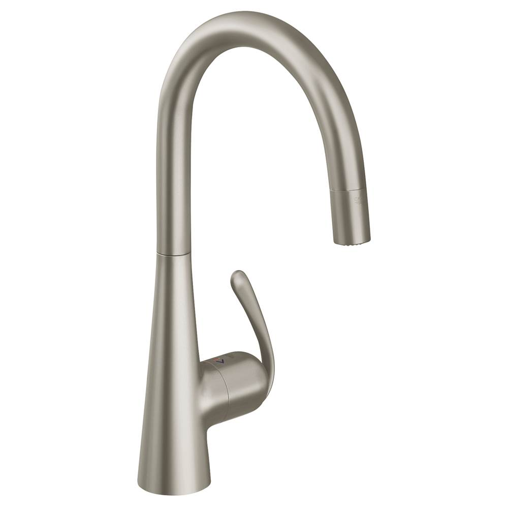 Grohe Single Hole Kitchen Faucets item 32226DC0