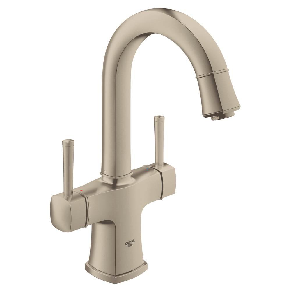 Grohe Single Hole Bathroom Sink Faucets Item 21108EN0