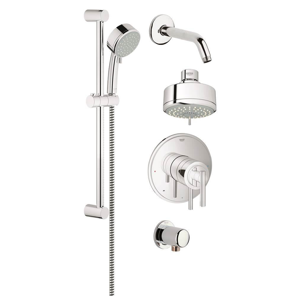 Grohe Complete Systems Shower Systems item 35055000
