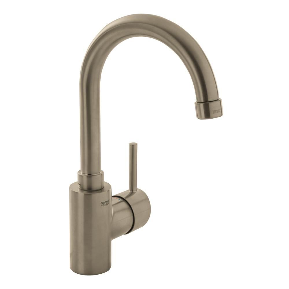 Grohe   32138ENA   Concetto L Size Single Handle Single Hole Bathroom Faucet
