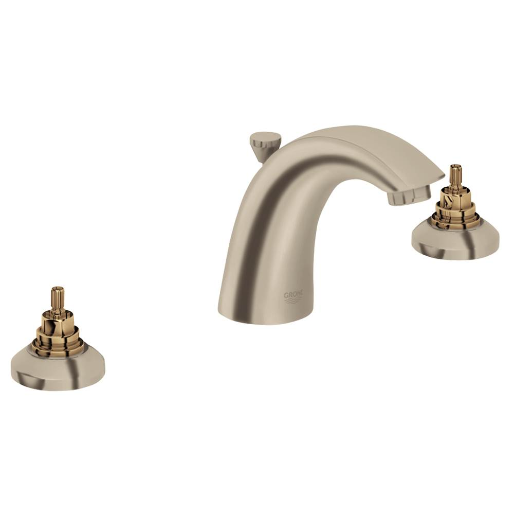 Grohe Widespread Bathroom Sink Faucets item 20121ENA