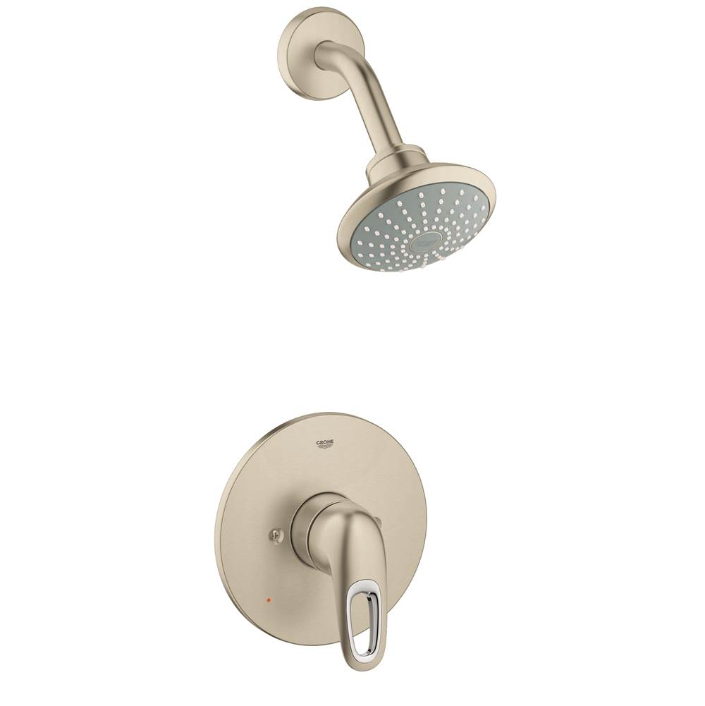 Grohe Shower Only Faucets With Head   Decorative Plumbing ...