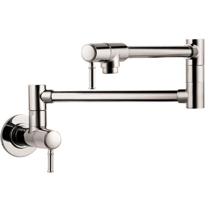 Hansgrohe Wall Mount Pot Filler Faucets item 04218830