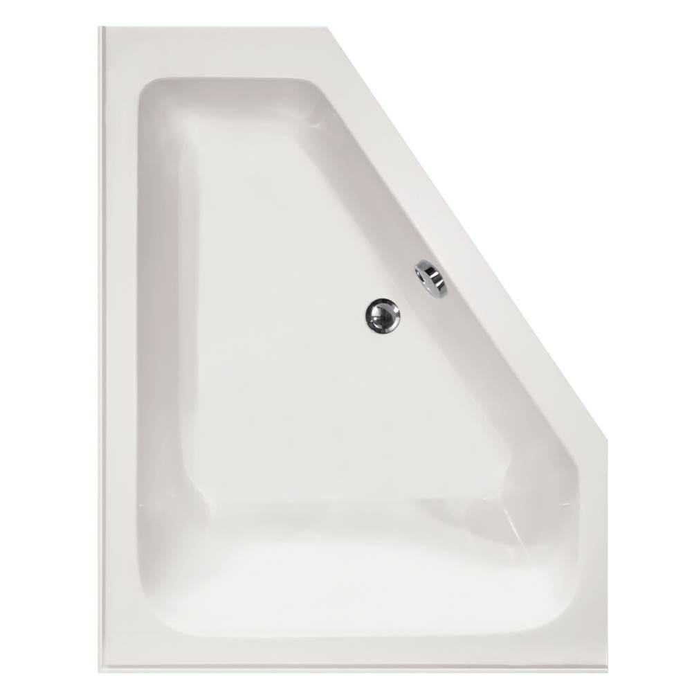 Hydro Systems Drop In Soaking Tubs item COU6048ATO-WHI-RH