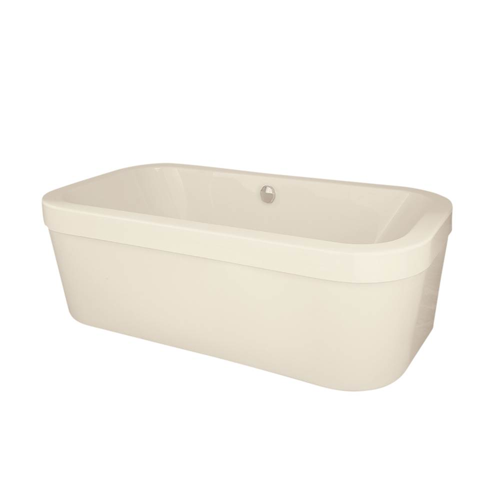 Hydro Systems Free Standing Soaking Tubs item ELI7240ATA-BIS