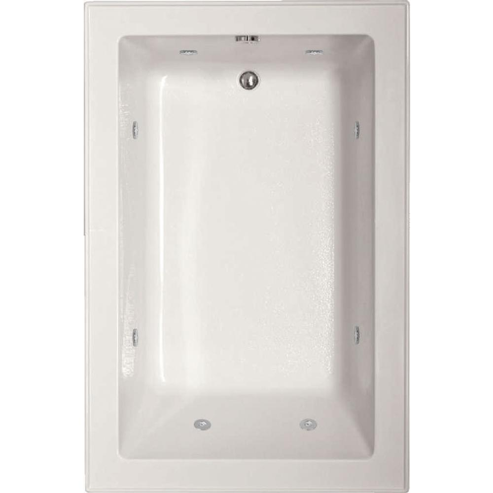 Hydro Systems Drop In Whirlpool Bathtubs item EMM6642AWP-WHI