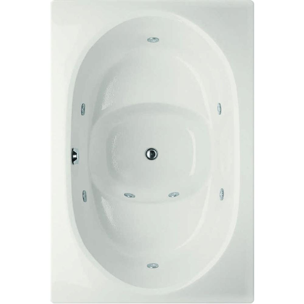 Hydro Systems Drop In Soaking Tubs item FUJ6040ATO-WHI