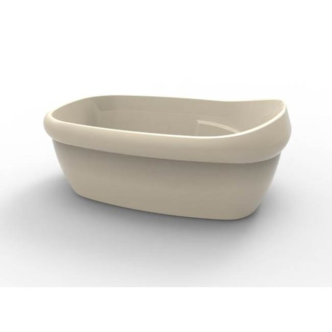 Hydro Systems Free Standing Soaking Tubs item JAC6640AWP-BIS
