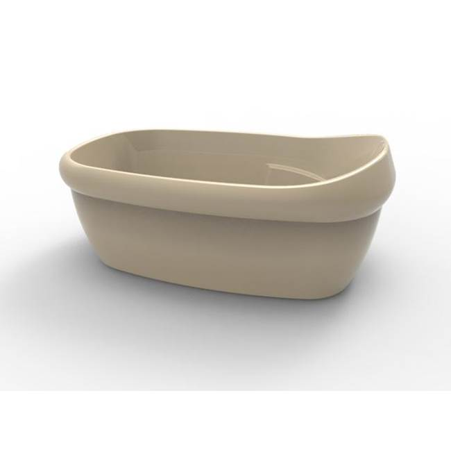 Hydro Systems Free Standing Soaking Tubs item JAC6640AWP-BON