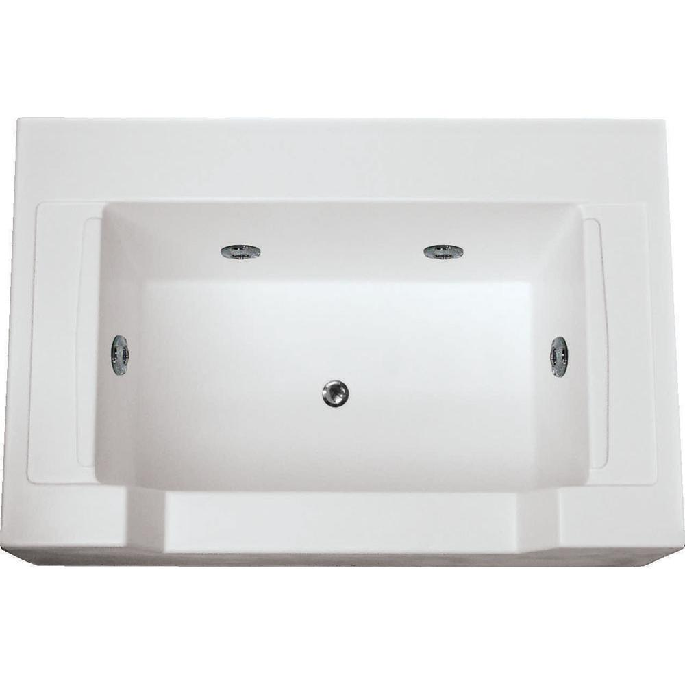 Hydro Systems Drop In Laundry And Utility Sinks item PET2126ATA-BON