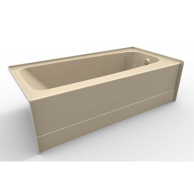 Hydro Systems Drop In Soaking Tubs item REG6036ATO-BON-LH