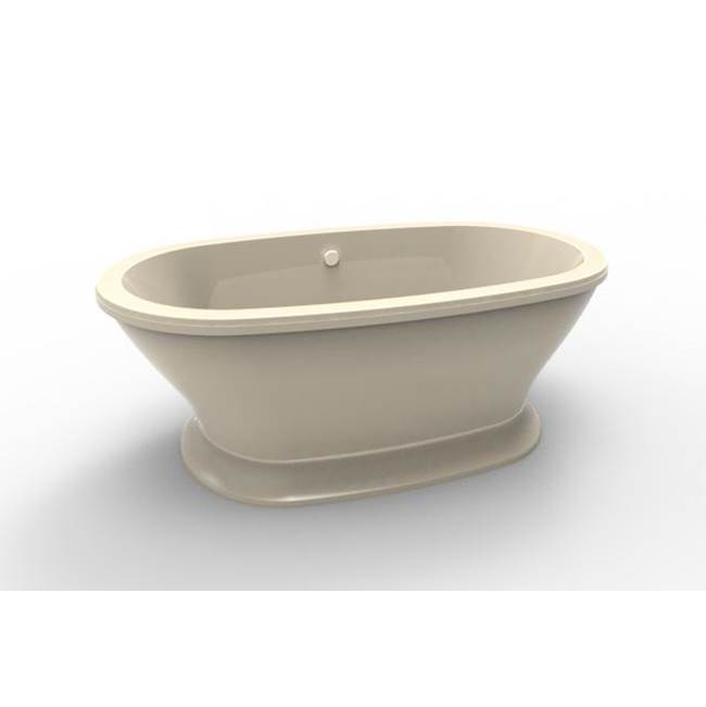Hydro Systems Free Standing Soaking Tubs item SOP7040ATO-BIS